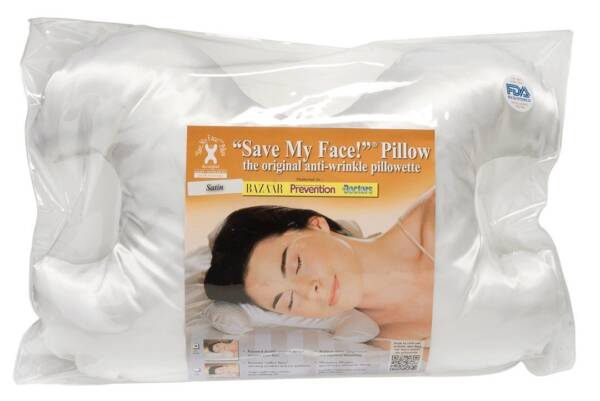 almohada antiarrugas save my face