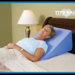 almohada antireflujo para adultos