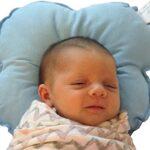 almohada bebe prematuro