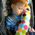 almohada bebe silla auto