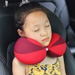 almohada cervical niños coche