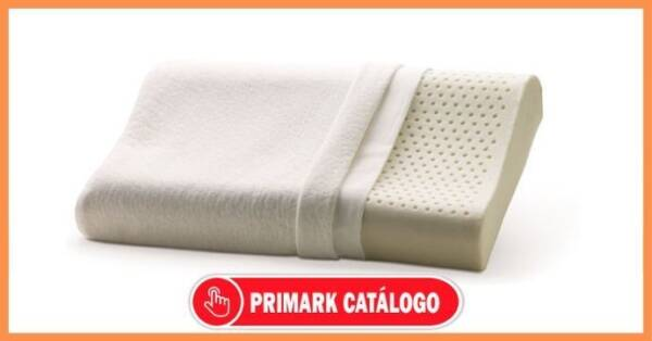 almohada cervical primark