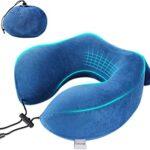 almohada cuello viaje