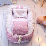 almohada cuna bebe 1 año