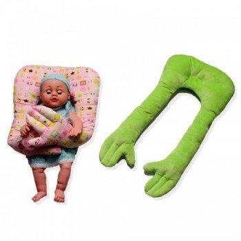 almohada de brazos para bebe
