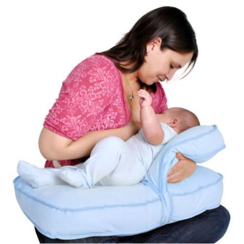 almohada de lactancia metro