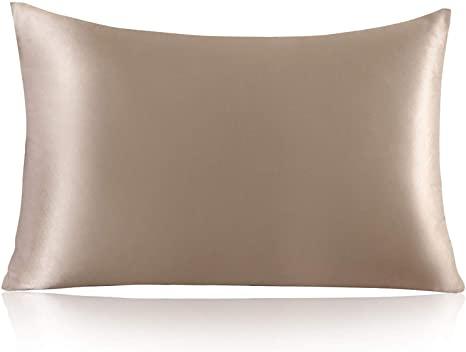 almohada de seda