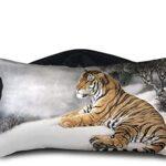 almohada de viaje tiger