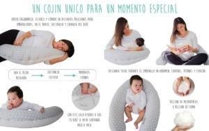 almohada embarazo como usar