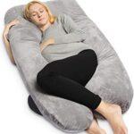 almohada embarazo con funda