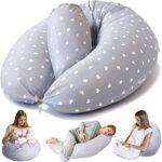 almohada embarazo multifuncional