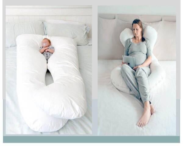 almohada embarazo para que sirve