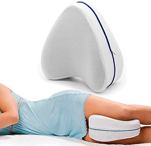 almohada ergonomica para piernas