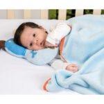 almohada estabilizadora bebe