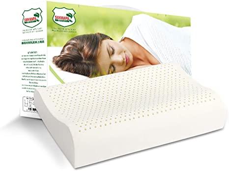 almohada latex o viscoelastica