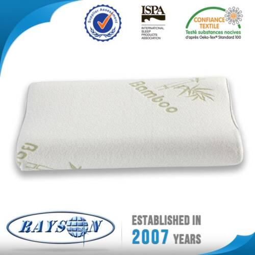 almohada memory pillow bamboo