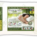 almohada miracle bamboo pillow