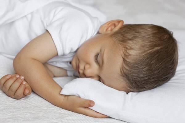 almohada nino 2 anos