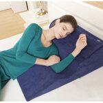almohada ortopédica antireflujo