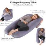 almohada para embarazada saga