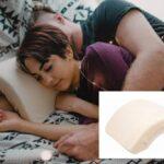 almohada para parejas brazo