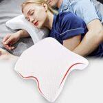almohada para poner brazo