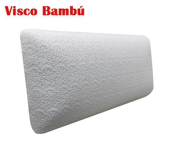 almohada pikolin bambu