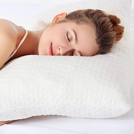 almohada viscoelastica regulable