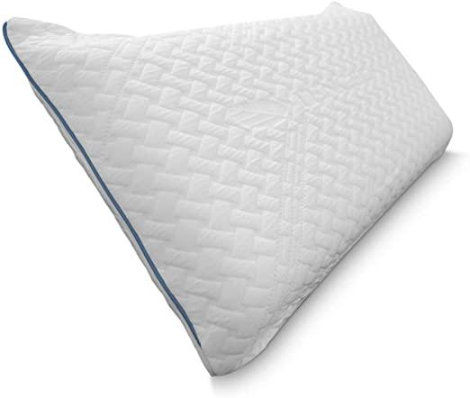 almohada viscoelastica tencel