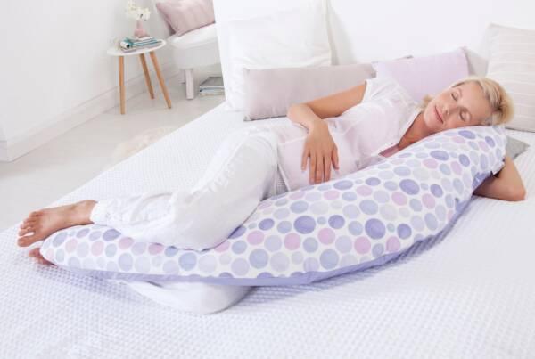 almohadas y embarazo