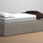 cama nido somier o tabla