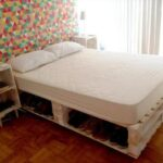 cama somier de palets