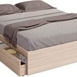 cama y somier 135 cm