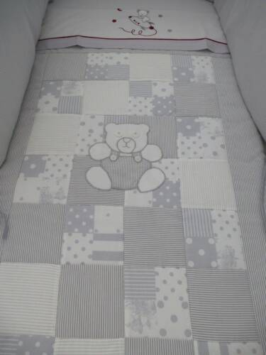colchas cuna patchwork