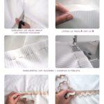 como hacer una colcha de cuna