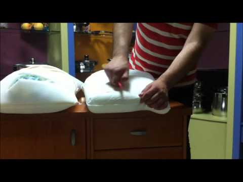 cortar almohada viscoelastica
