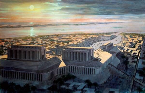cuna de la civilizacion