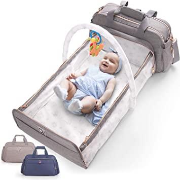 cuna de viaje para bebe
