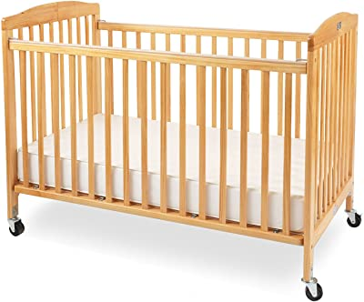 cuna madera bebe