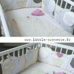 cunas vestidas para bebes
