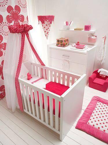 decorar cunas para bebe