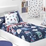 edredón ajustable cama 90