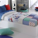 edredon ajustable cama 90 niño