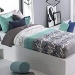 edredon ajustable cama de 90