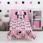 edredon ajustable minnie mouse