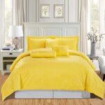 edredon amarillo