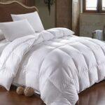 edredon blanco cama 160