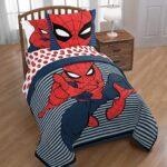 edredon spiderman