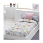 edredones ajustables infantiles para cama nido