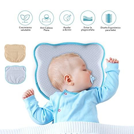 homvik almohada bebe